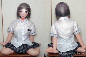 2.5Dガールフレンド ペタン座りVer.